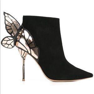 Sophia Webster Chiara Butterfly Wing Bootie